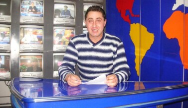 Alexandru Recolciuc la televiziuni